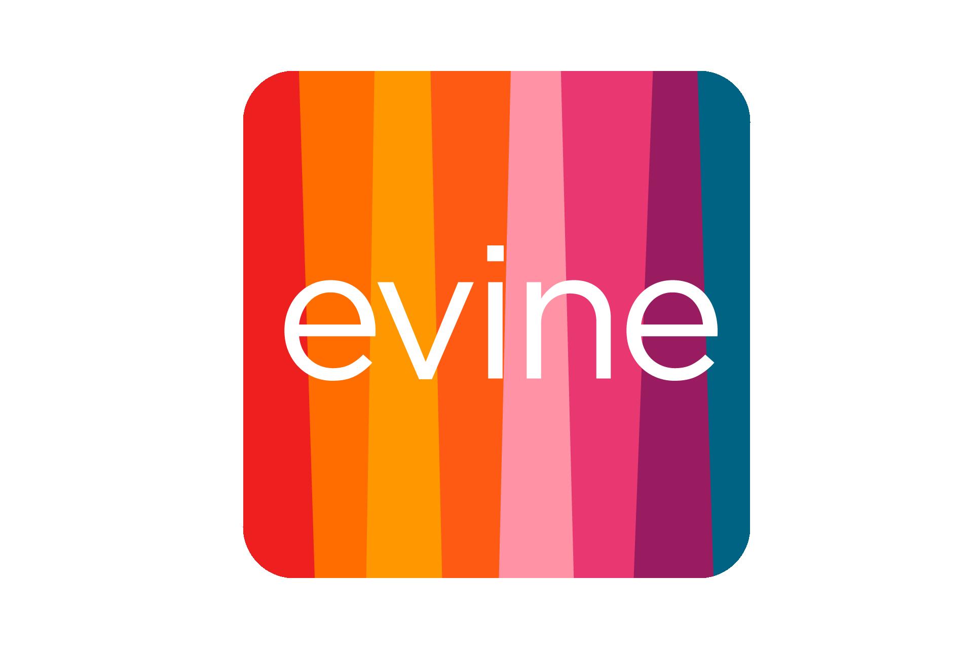 Original Evine Logo