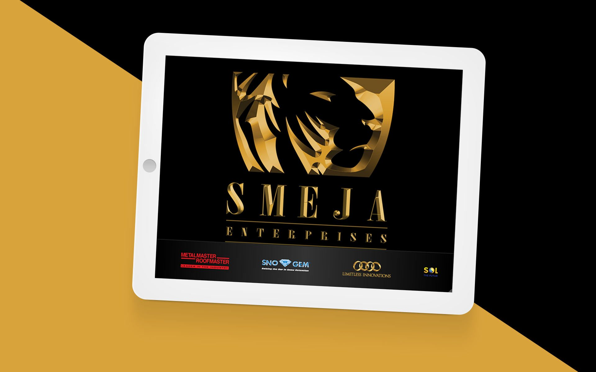 Smeja Enterprises Website Featured Image