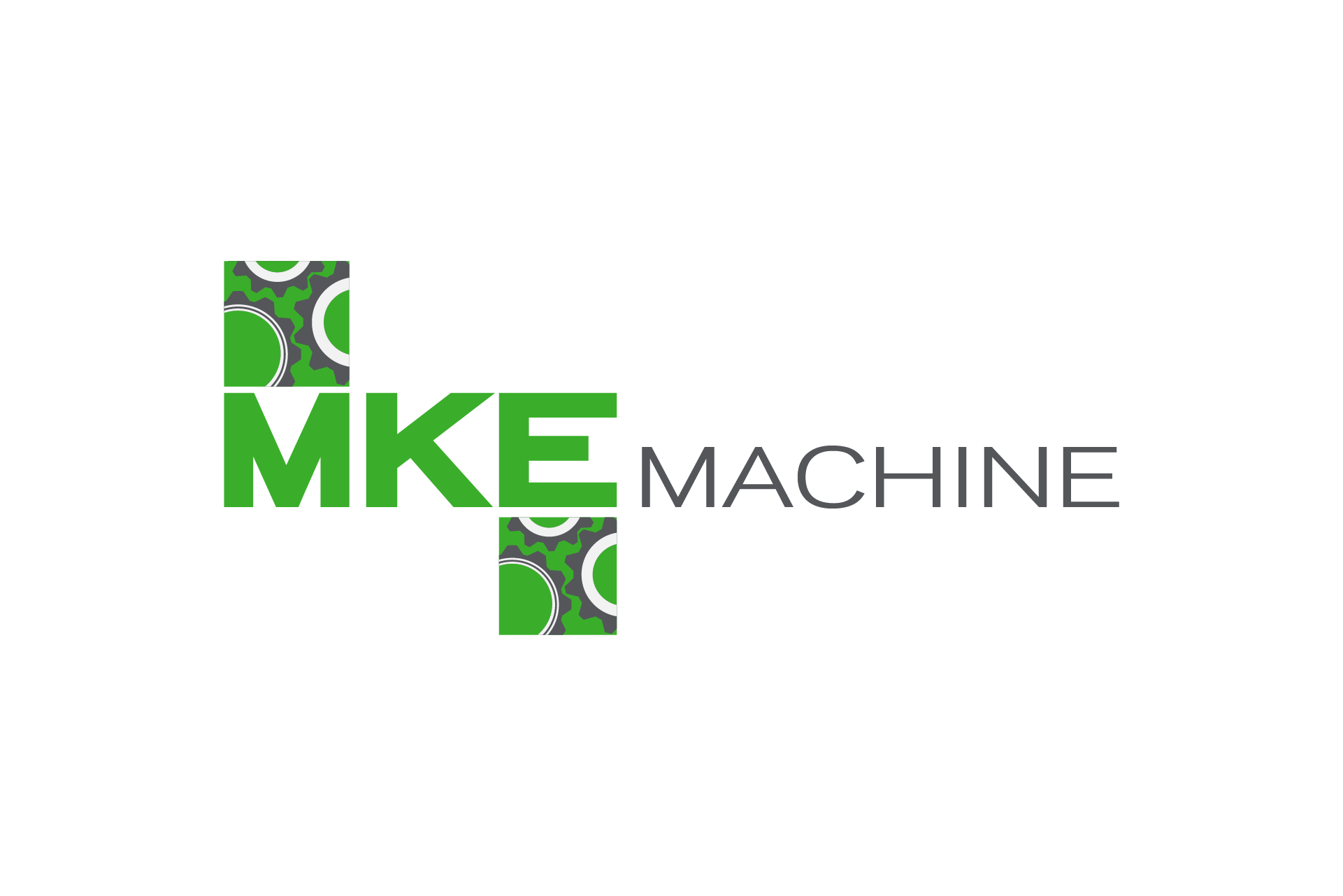 MKE Machine Logo Design Color Theory 1