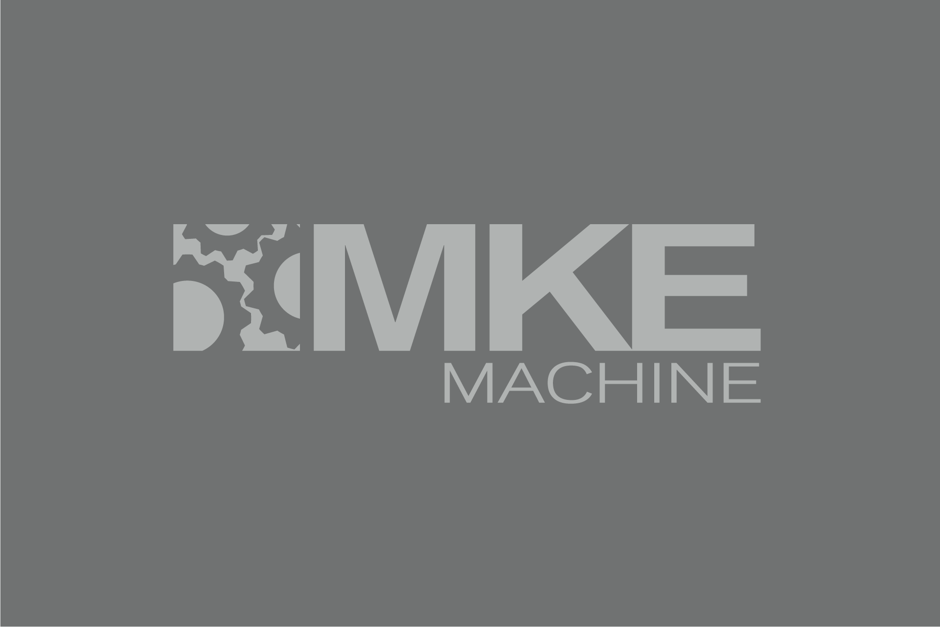 MKE Machine Logo Design Color Theory 10