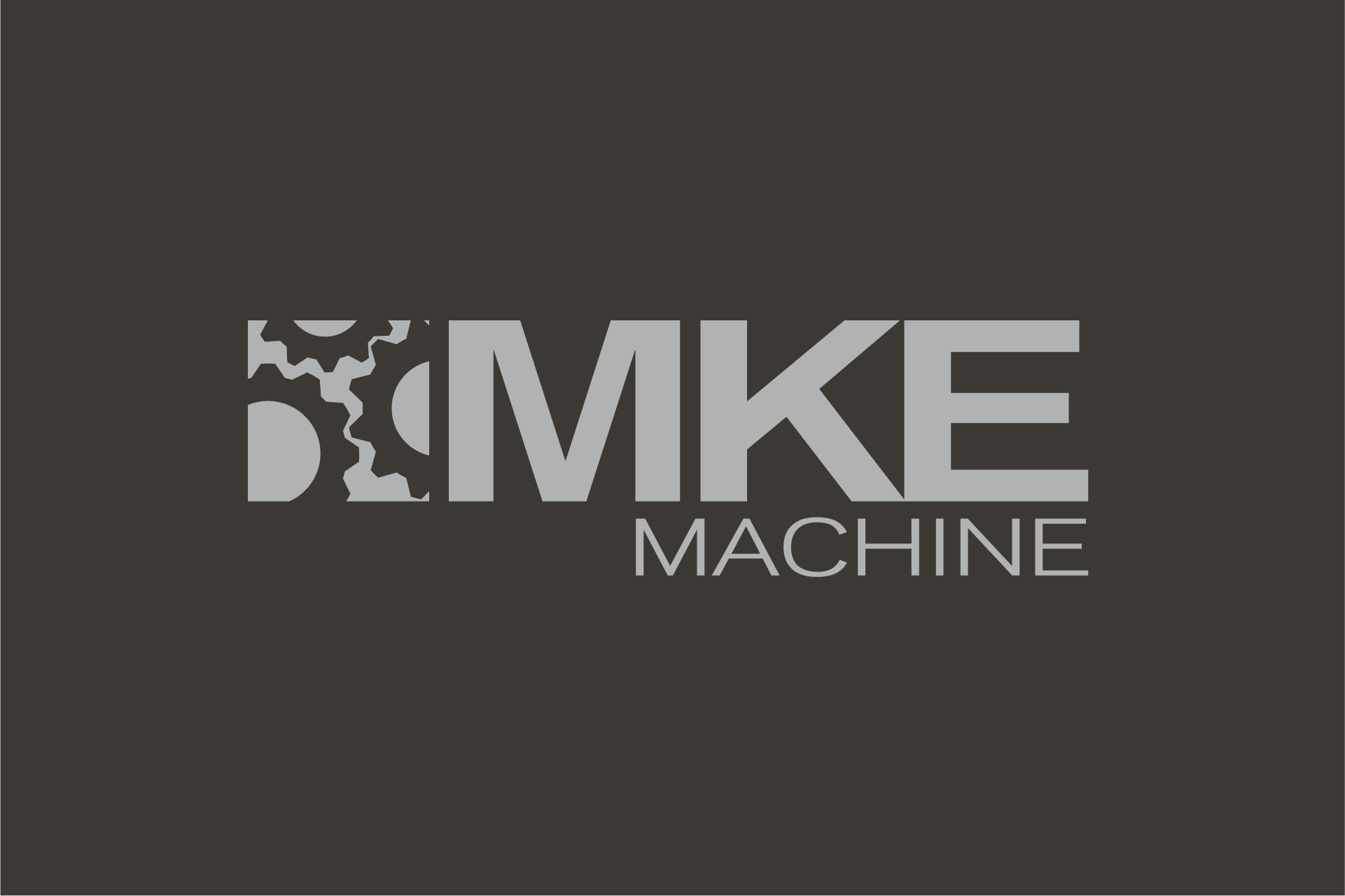 MKE Machine Logo Design Color Theory 11