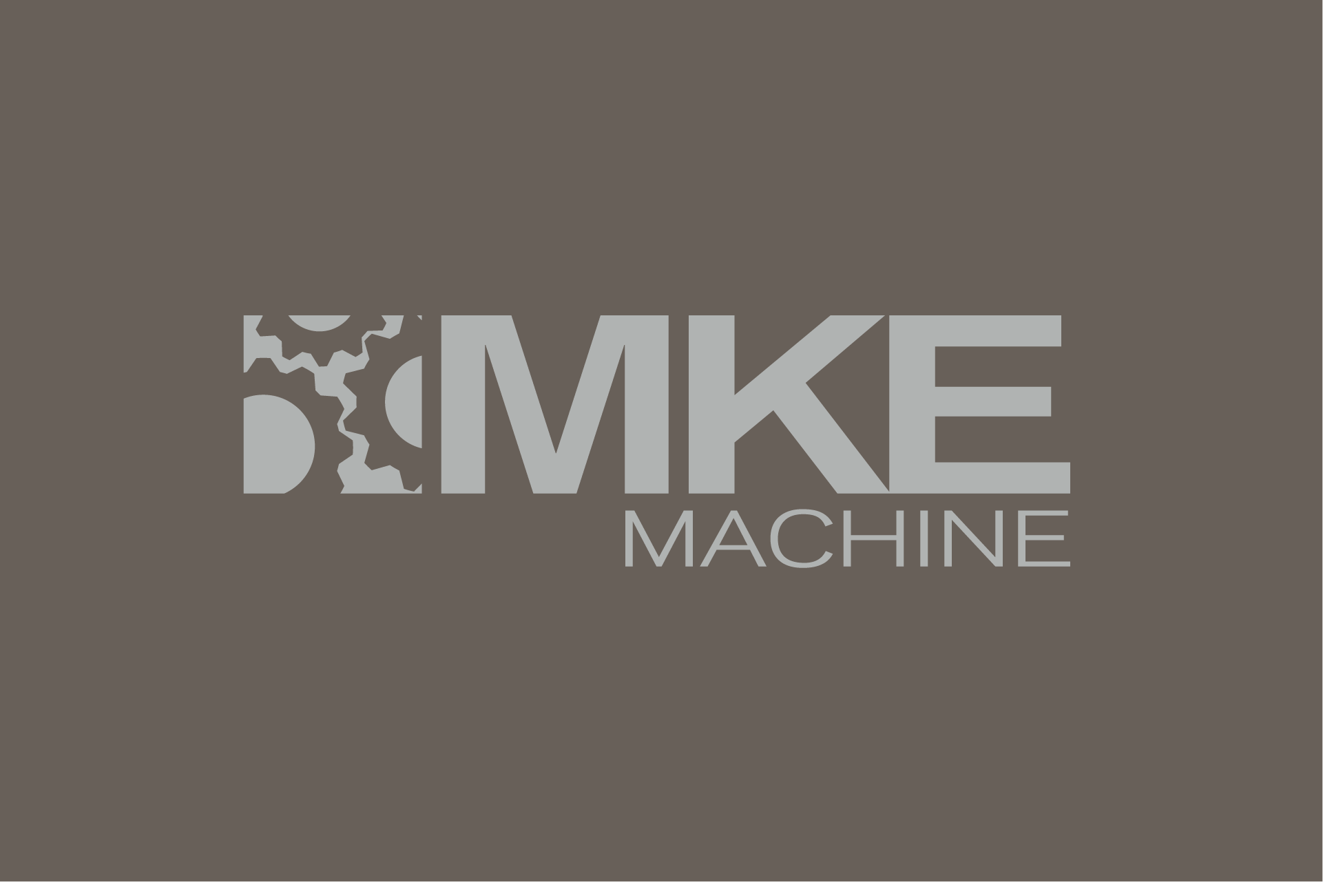 MKE Machine Logo Design Color Theory 13