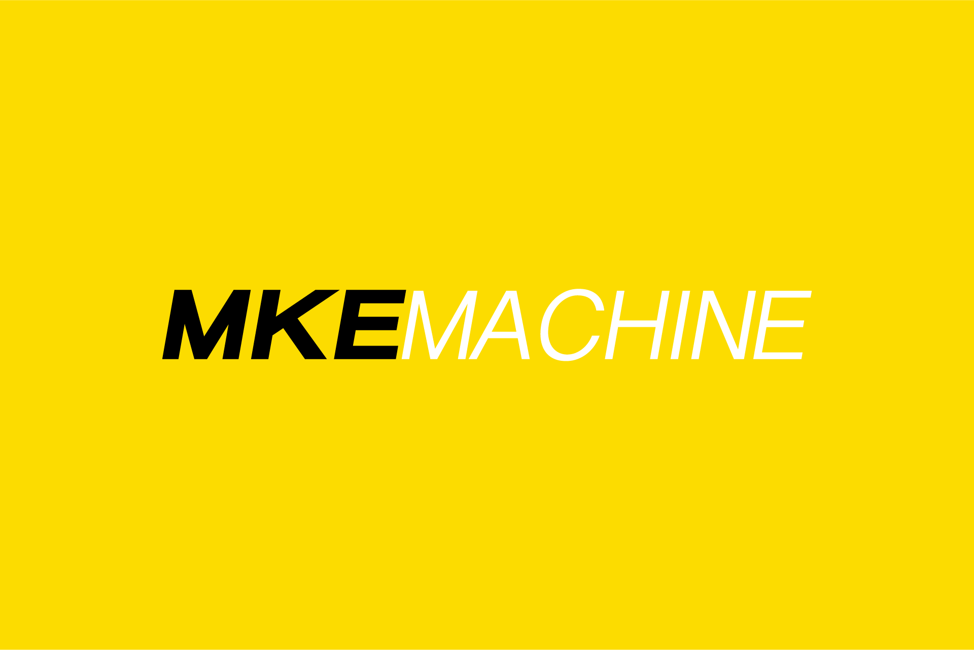 MKE Machine Logo Design Color Theory 4
