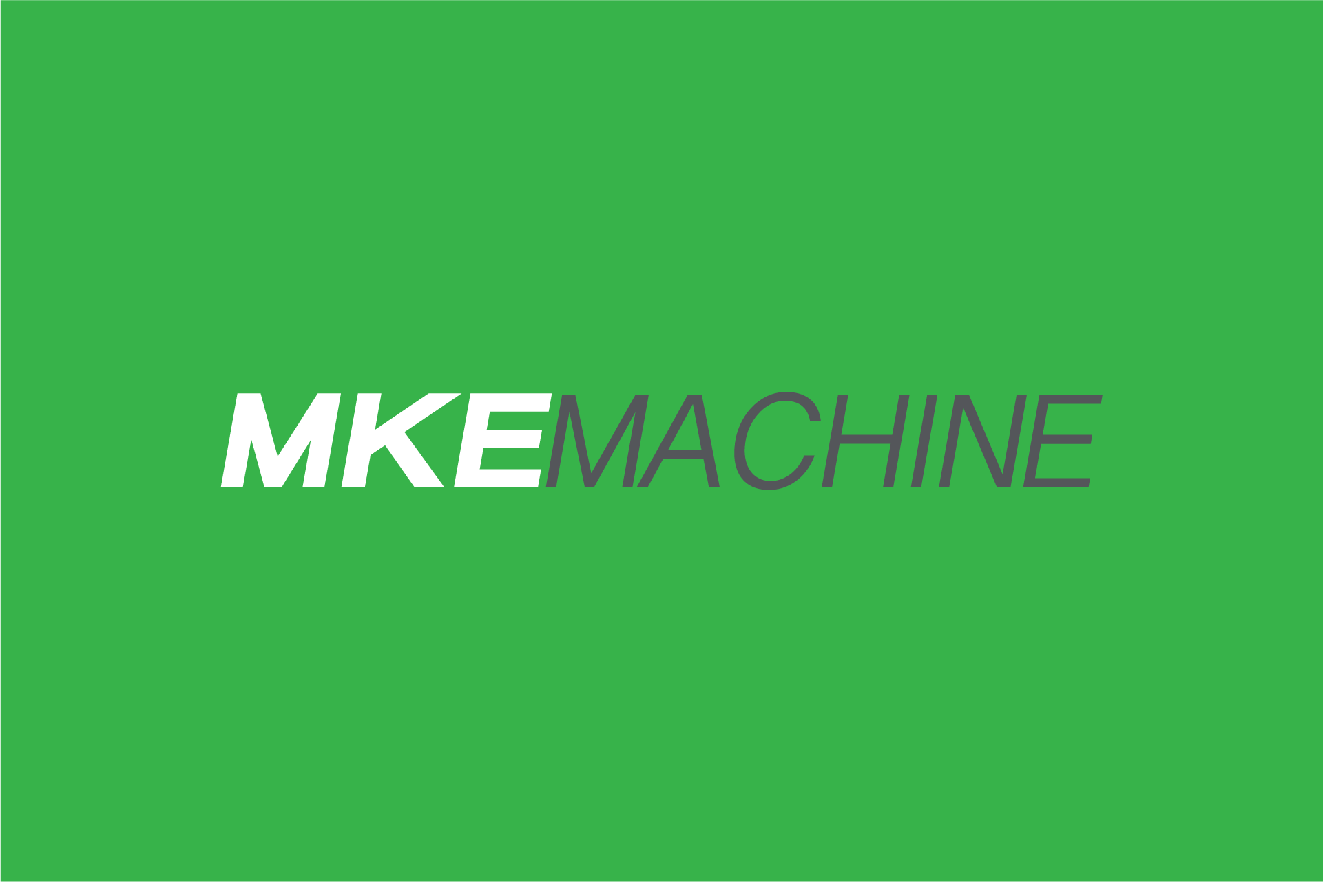 MKE Machine Logo Design Color Theory 5