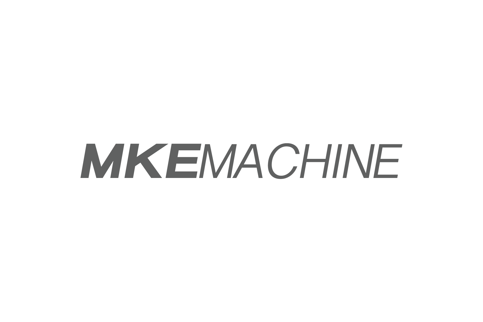 MKE Machine Logo Design Concepts 10