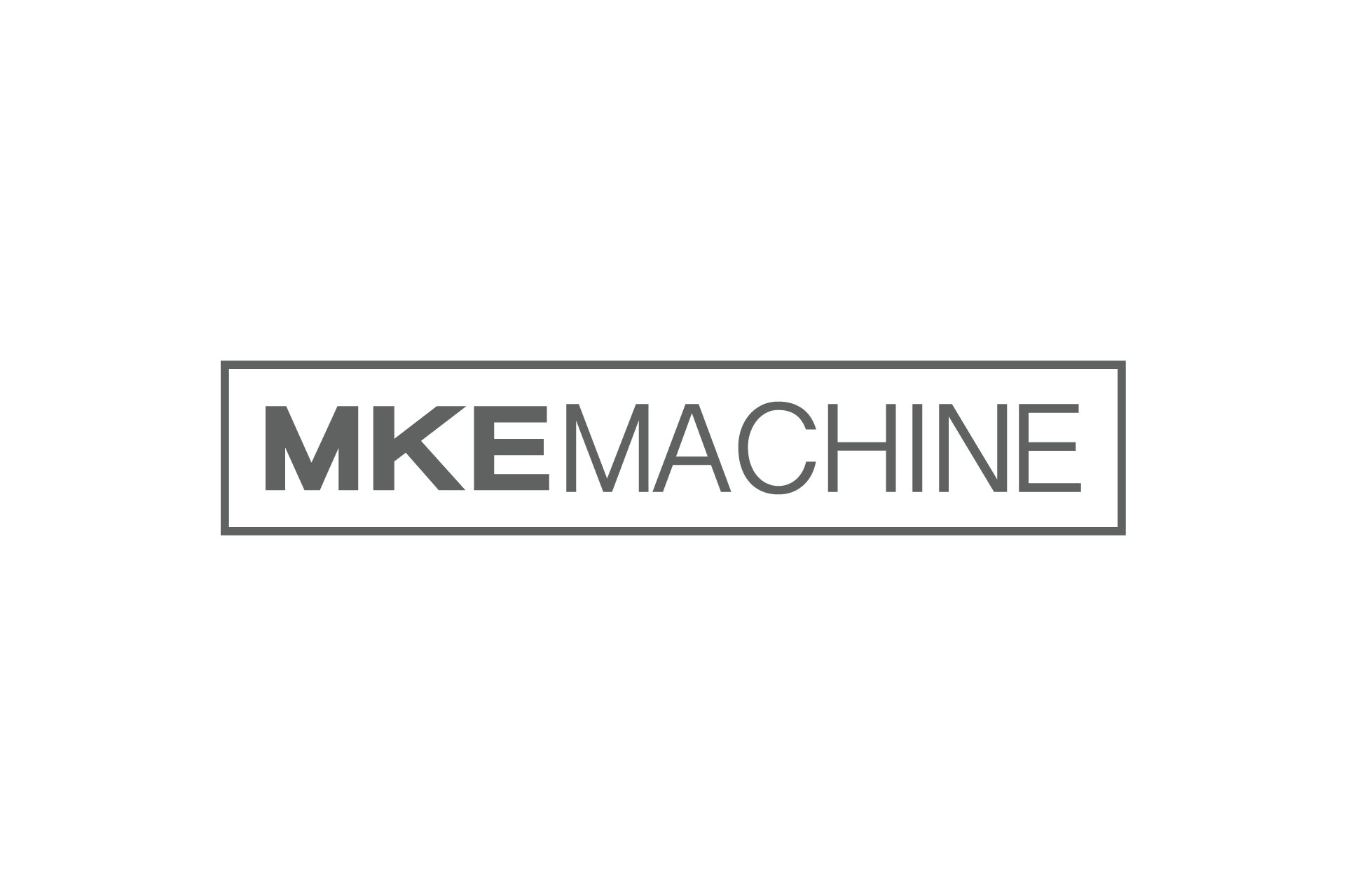 MKE Machine Logo Design Concepts 2