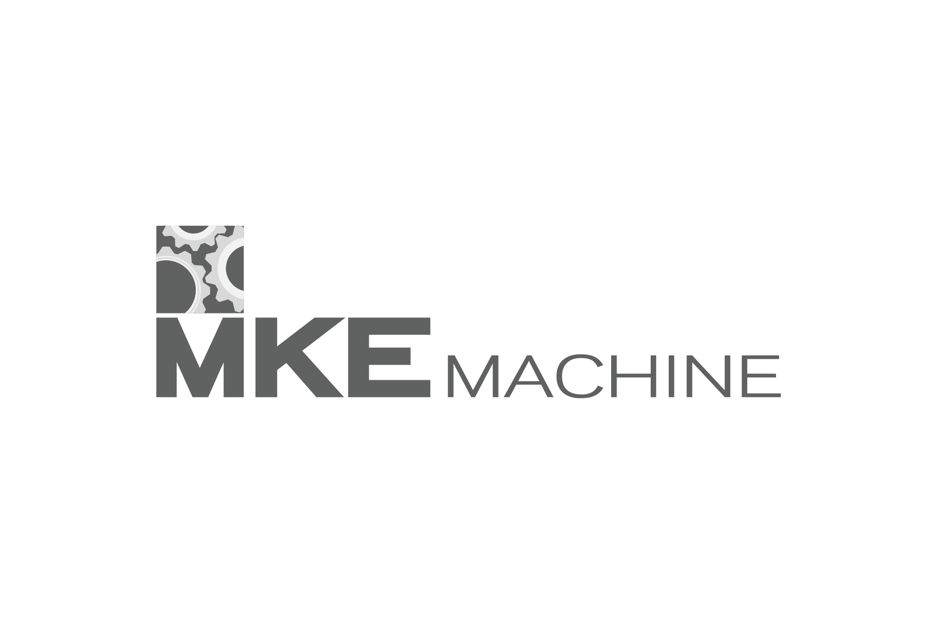 MKE Machine Logo Design Concepts 3