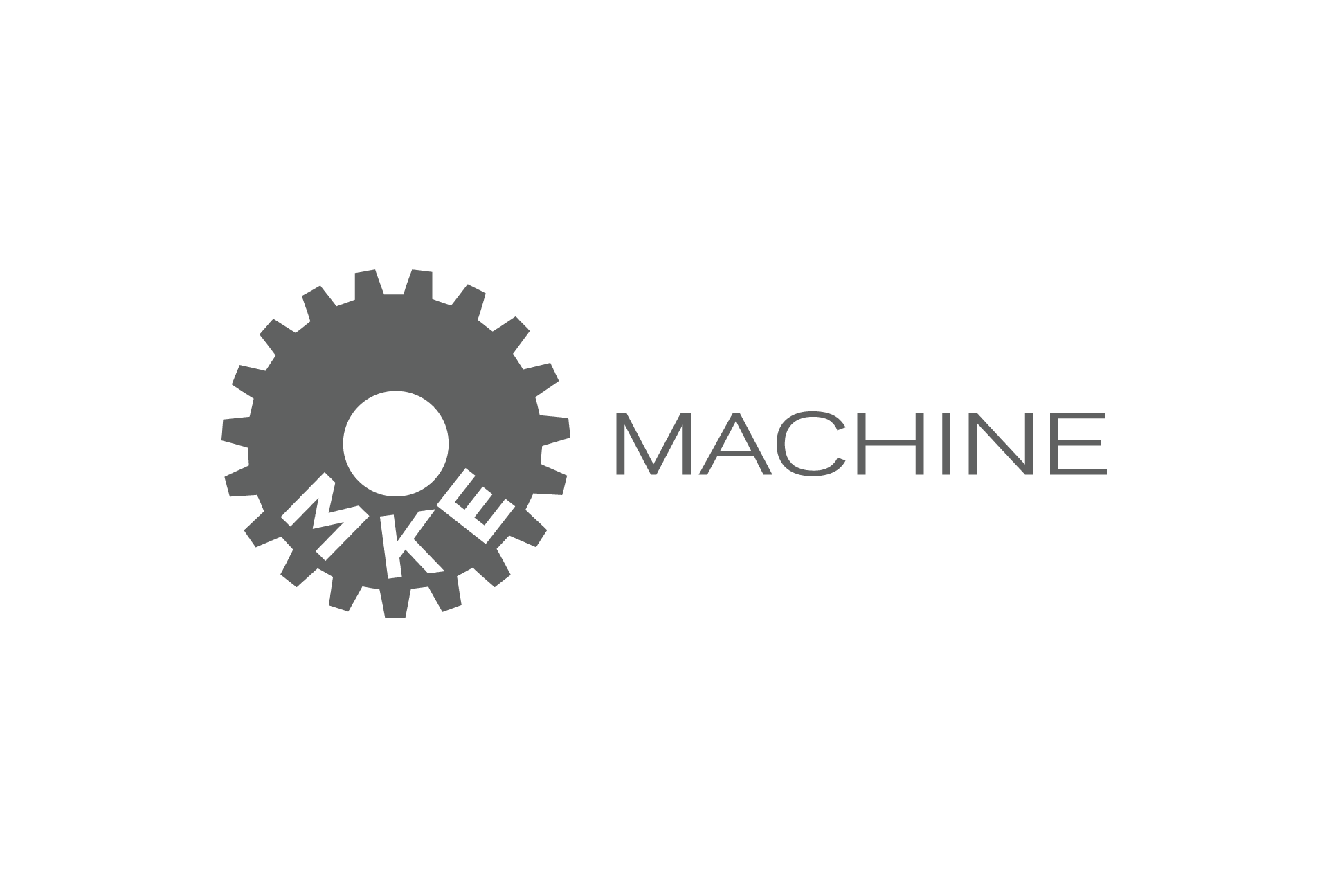 MKE Machine Logo Design Concepts 6