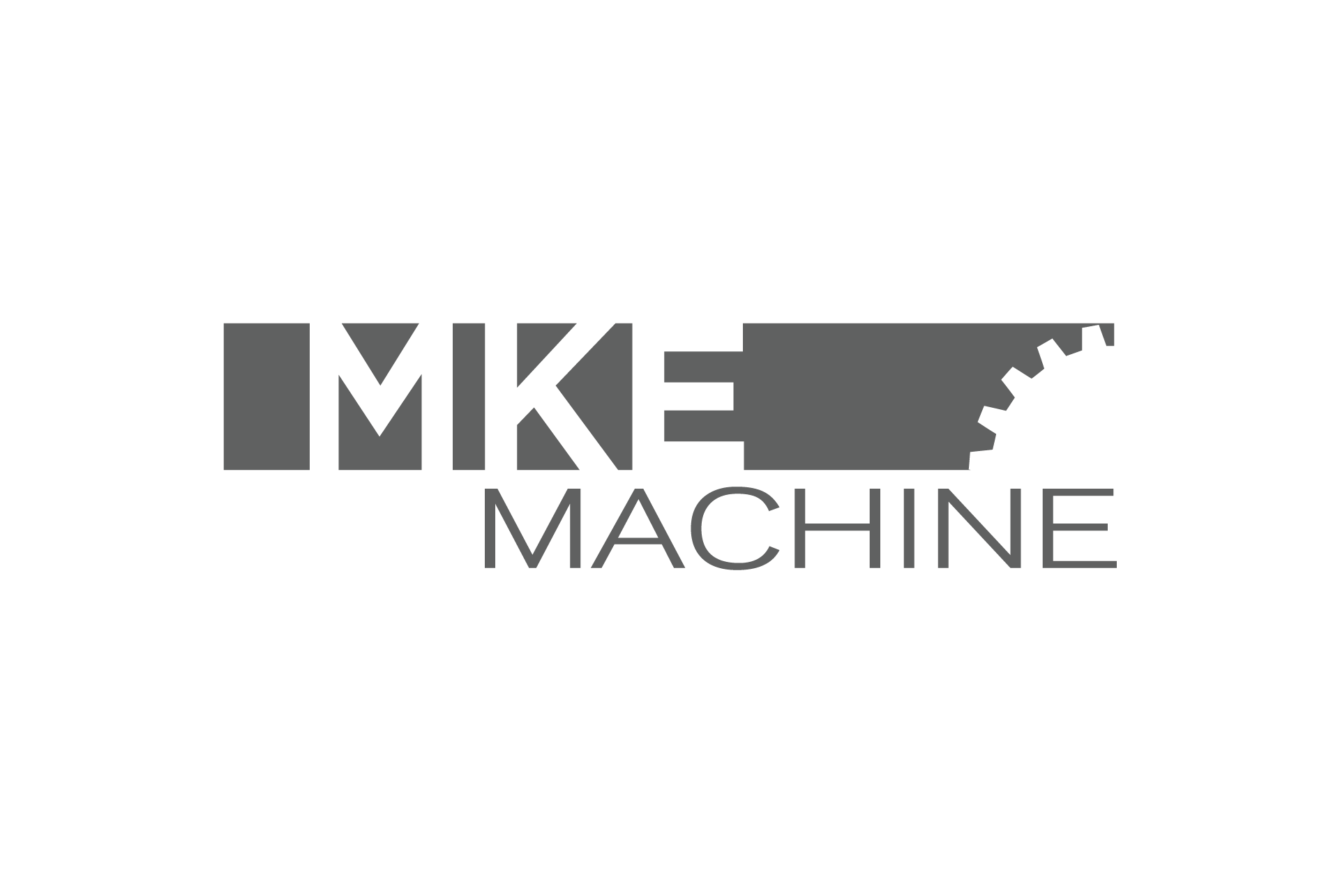 MKE Machine Logo Design Concepts 7