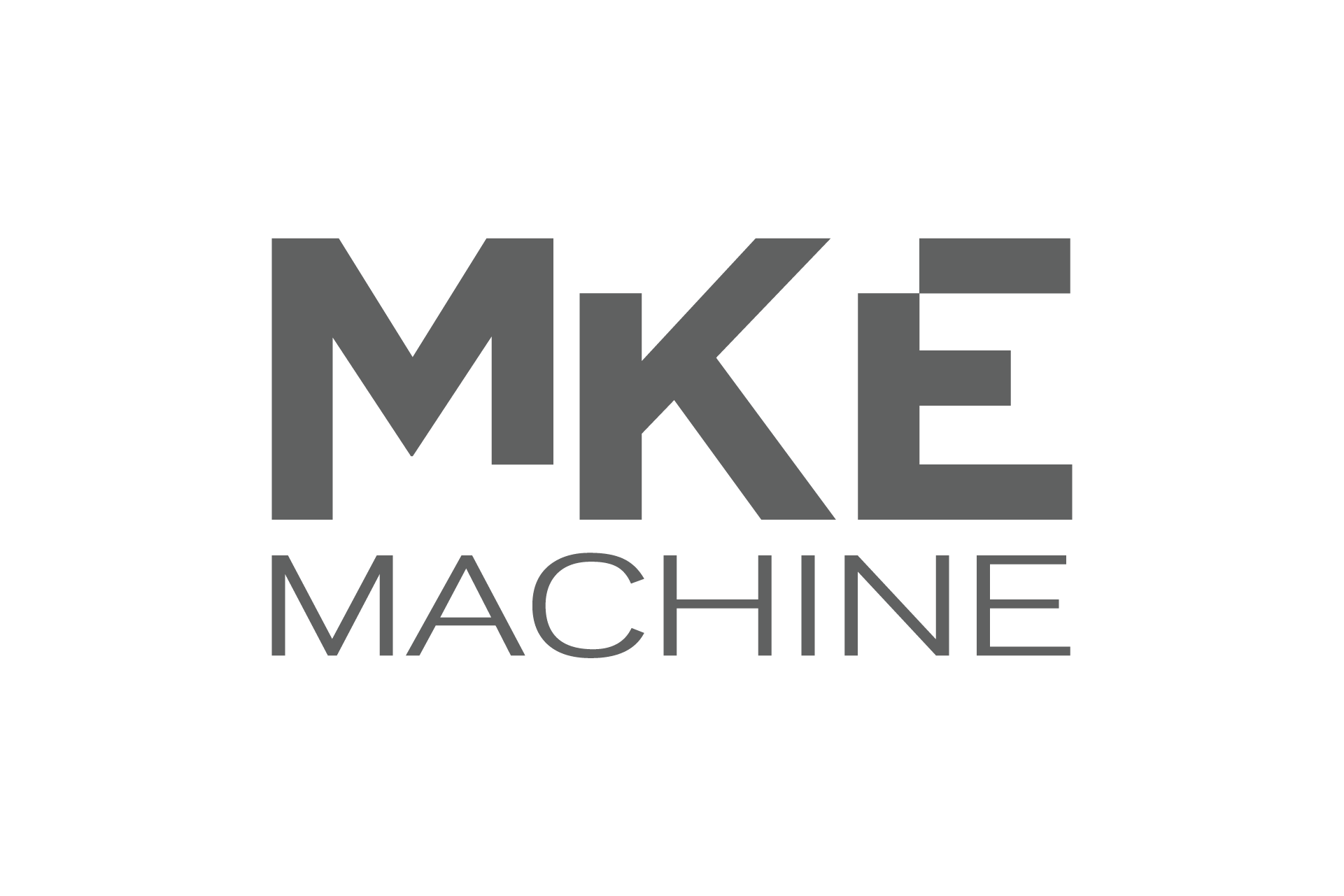 MKE Machine Logo Design Concepts 8