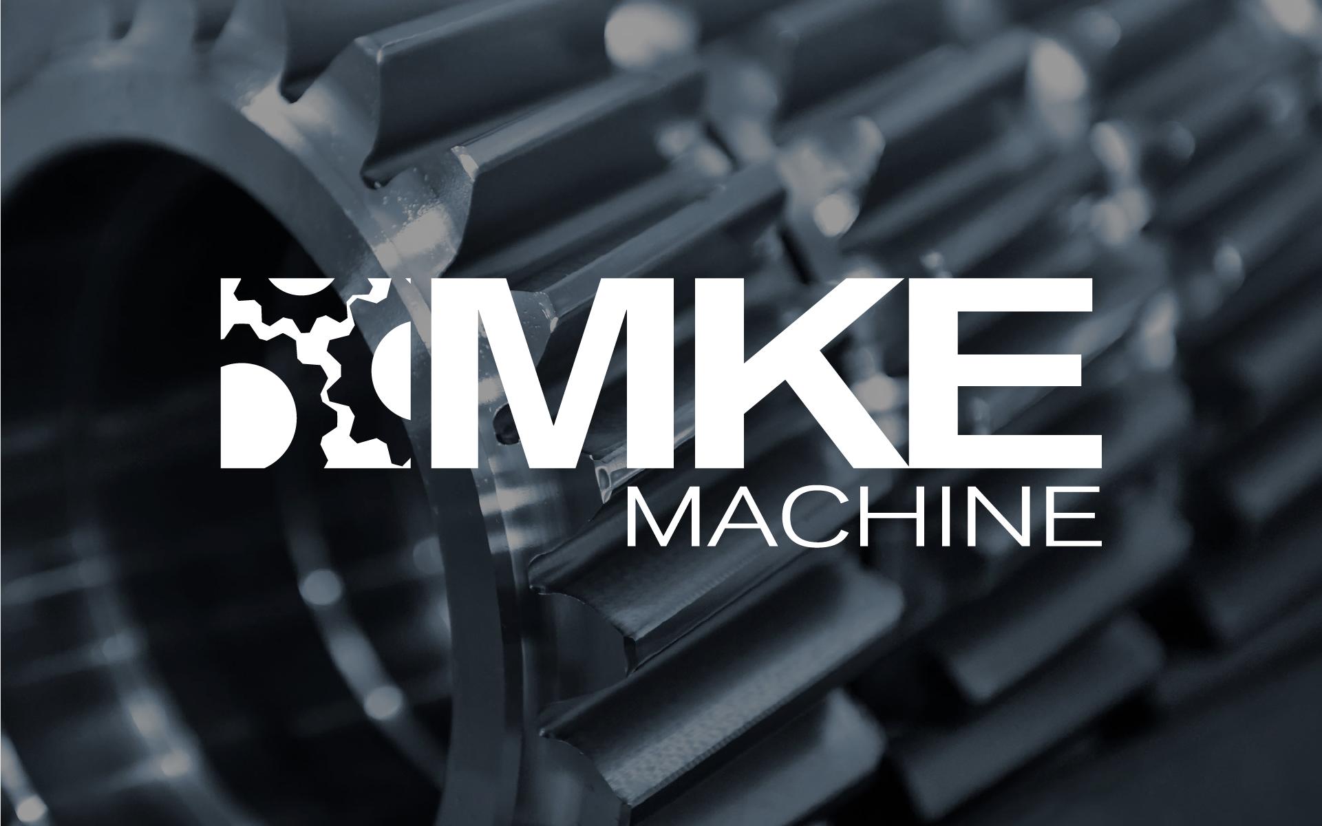 MKE Machine Logo Design Final 2