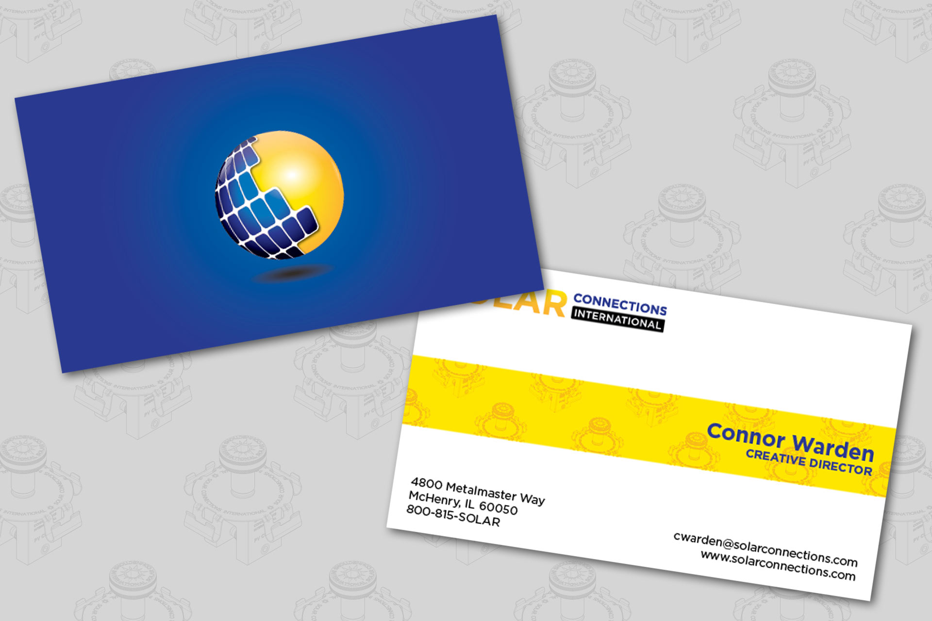 Solar connections business cards connor warden leave a reply cancel reply colourmoves Image collections